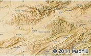 Satellite Map of Mechta Markounda