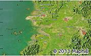 Satellite Map of Chŏnju
