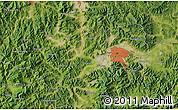 Satellite Map of Taegu