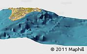 "Satellite Panoramic Map of the area around 35°52'19""N,28°7'30""E"