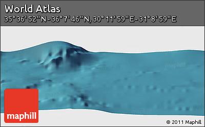 "Satellite Panoramic Map of the Area around 35°52'19""N,30°40'29""E"