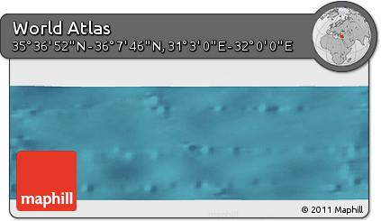 "Satellite Panoramic Map of the Area around 35°52'19""N,31°31'29""E"