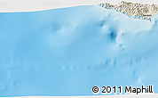 "Shaded Relief 3D Map of the area around 35° 52' 19"" N, 32° 22' 30"" E"