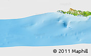 "Physical Panoramic Map of the area around 35° 52' 19"" N, 32° 22' 30"" E"