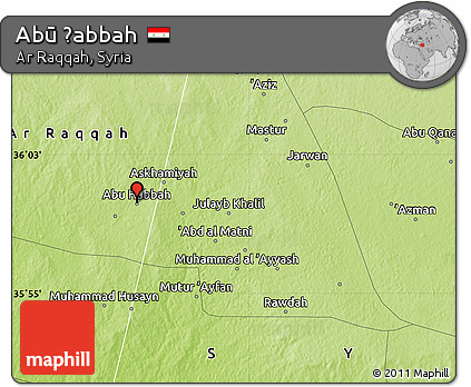Free Physical Map of Ab abbah