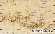 Satellite Map of El Guigba