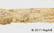 "Satellite Panoramic Map of the area around 35°52'19""N,67°13'29""E"
