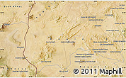 "Satellite Map of the area around 35°52'19""N,8°34'29""E"
