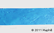 """Shaded Relief Panoramic Map of the area around 35°52'19""""N,9°16'30""""W"""