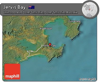 Australia Map Jervis Bay.Free Satellite 3d Map Of Jervis Bay
