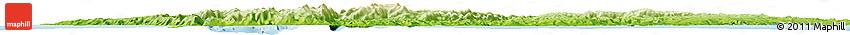Physical Horizon Map of Manukau