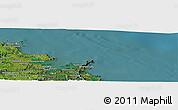 "Satellite Panoramic Map of the area around 35°6'5""S,174°19'29""E"