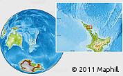 Physical Location Map of Kawakawa