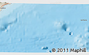 """Shaded Relief 3D Map of the area around 36°19'55""""N,4°10'30""""W"""