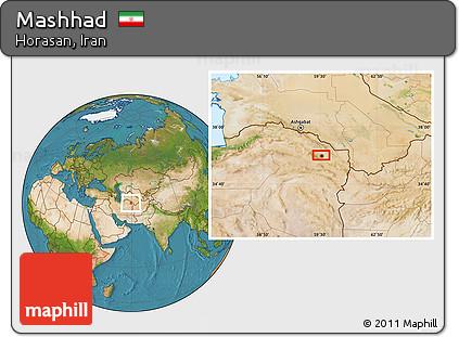 Free satellite location map of mashhad satellite location map of mashhad gumiabroncs Choice Image