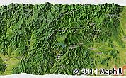 Satellite 3D Map of Imaichi