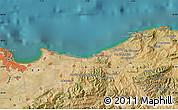 Satellite Map of Assouaf