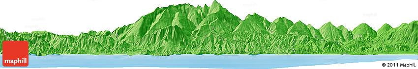 Political Horizon Map of Motril