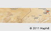 Satellite Panoramic Map of Āltī Būlāq