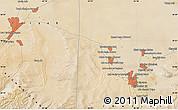 Satellite Map of Sheberghān