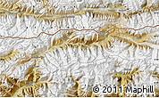 "Satellite Map of the area around 36°47'25""N,73°10'30""E"