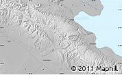 Physical Map of Sênag