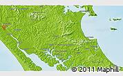 Physical 3D Map of Matakohe