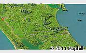 Satellite 3D Map of Matakohe