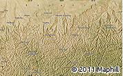 Satellite Map of Zhangtaizi