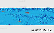 """Political Panoramic Map of the area around 37°14'49""""N,97°49'29""""E"""