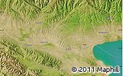 Satellite Map of Gaidain'goinba