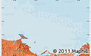 Political Map of Yantai