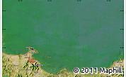 Satellite Map of Yantai