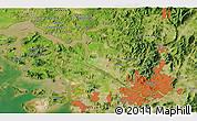 Satellite 3D Map of Seoul