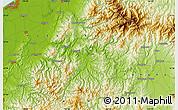 Physical Map of Niitsu