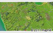 Satellite 3D Map of Waiuku