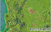 "Satellite Map of the area around 37°51'10""S,175°10'30""E"