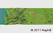 "Satellite Panoramic Map of the area around 37°51'10""S,175°10'30""E"