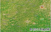 Satellite Map of Cangzhou