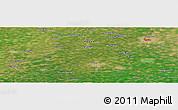 Satellite Panoramic Map of Cangzhou