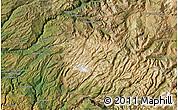 Satellite Map of Cedar Pines Vista