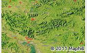 Satellite Map of Haeju