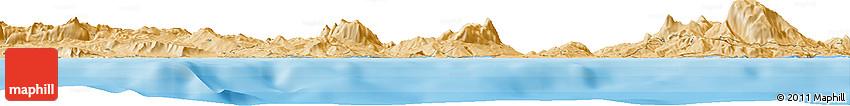 Political Horizon Map of Palermo