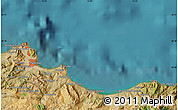 Satellite Map of Palermo