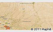 Satellite 3D Map of Arzuv