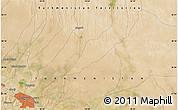 Satellite Map of Ashgabat