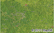 Satellite Map of Green Gables