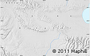 """Physical Map of the area around 38°9'19""""N,96°58'29""""E"""