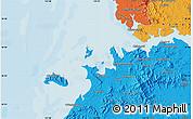 Political Map of Changhwaji