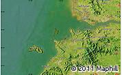 Satellite Map of Changhwaji